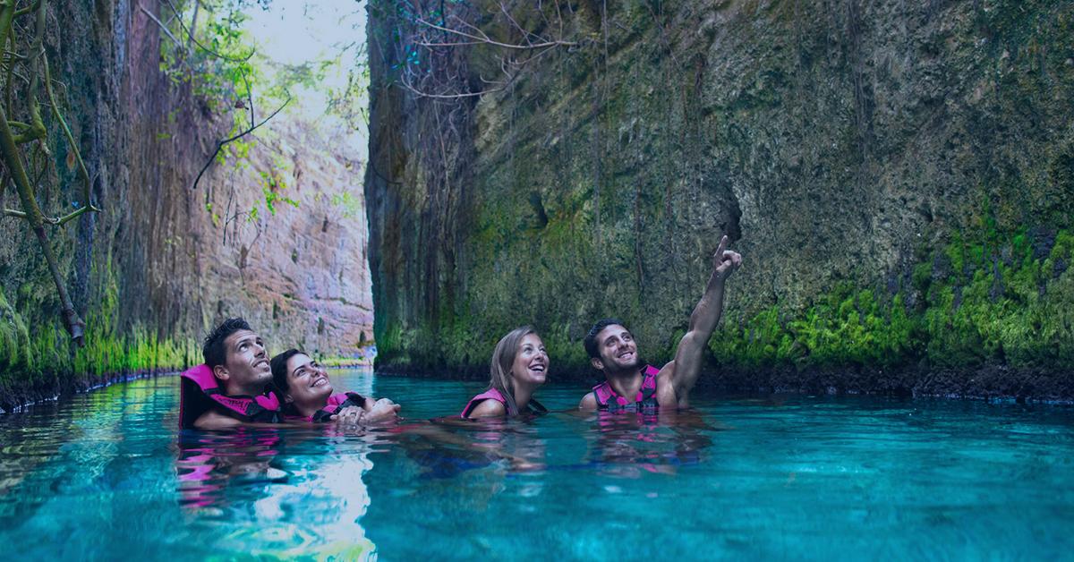 Las mejores actividades para conocer Quintana Roo con tus amigos o pareja